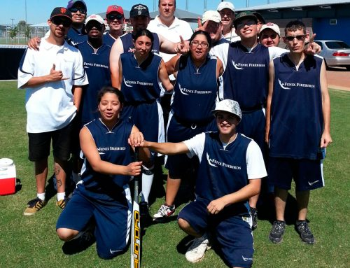 Fenix Firebirds Softball 2012